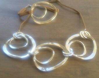 Bracelet and necklace set/bracelet/bracelets/necklace/jewelry