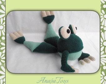 Frog (AMIGURUMI)