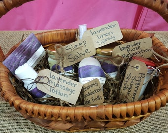 Full Spa Package- Spa gift package- Body care package- Spa care- Relaxation package- Care package- Gift box- Gift set- Stress relief set