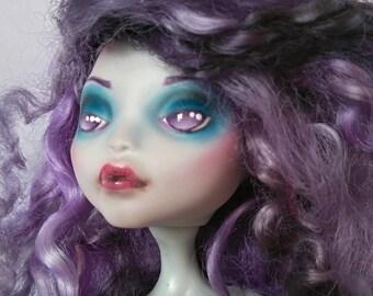 OOAK Monster High Doll- Lagoona Blue