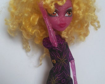 Handmade Monster High Doll Wig