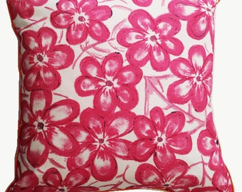 Blossom Pink Cushion Cover