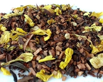 Loose Leaf Tea: HONEYBUSH (Herbal) | Organic | 2 sizes