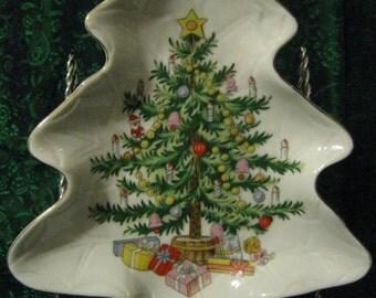 Tree Candy Dish Etsy
