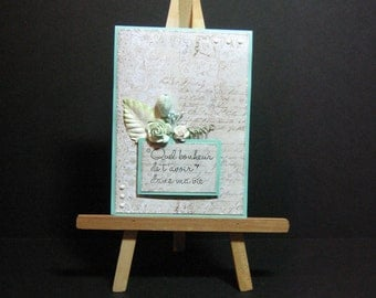 greeting card, birthday, happy birthday, friendship, handmade, unique