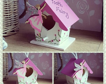 Magical Tooth Fairy House