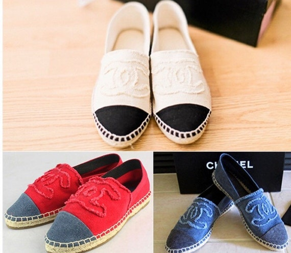 how to get chanel espadrilles
