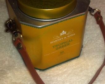 Tea Tin Pocket Purse