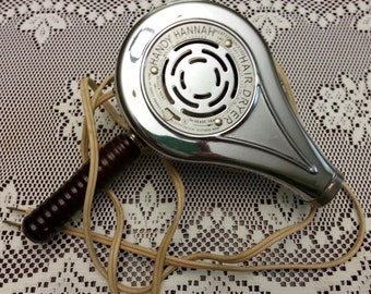 Vintage Handy Hannah Hair Dryer