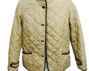 Vintage St. John's Bay Liner Jacket Large