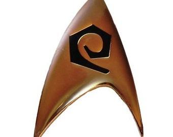 Star Trek Series Engineering Symbol Insignia Pin