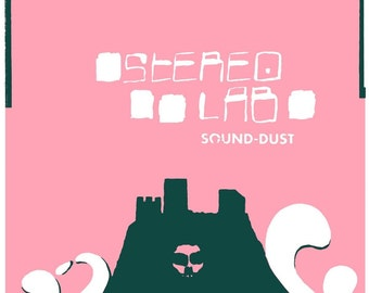 STEREOLAB SOUND-DUST 2xLp Vinyl Record Limited Edtion New Sealed Rare Audiiophile Pressing d-uhf d27 Uk Pressing High Llamas Tortoise Monade