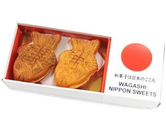 Japanese Sweets Magnet - Taiyaki