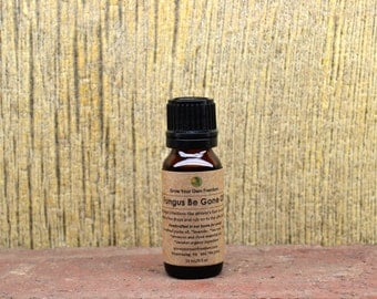 Organic Fungus Be Gone Essential Oil Blend: Fungus Be Gone Oil || Fungus Relief Oil || Anti-Fungal Oil || Fungus Treatment