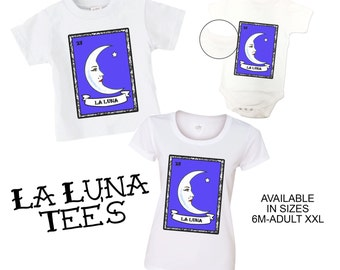 La Luna Tee's