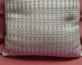 Pink Miniature Design Pillow