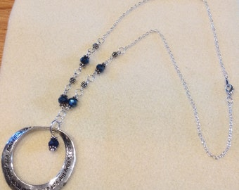 """20"""" Blessings Necklace"""