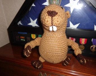 Plush Beaver