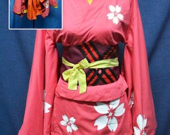 Mumei Cosplay costume from Kabaneri of the Iron Fortress (koutetsujou no kabaneri)