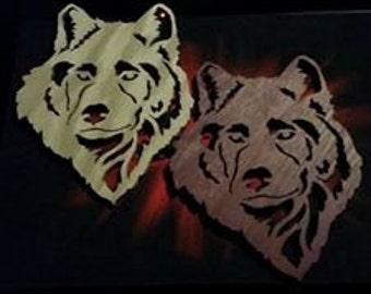 Scroll Wood Work // scroll wood work Wolf // scroll wood work Wildcat // scroll wood work Fox // scroll wood work Butterflies // Christmas