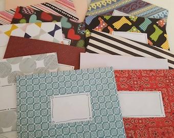Handmade envelopes A7