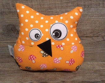 OWL Doudou fall orange