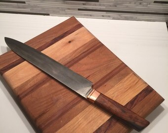 10 inch Carbon Steel Asian cooks knife