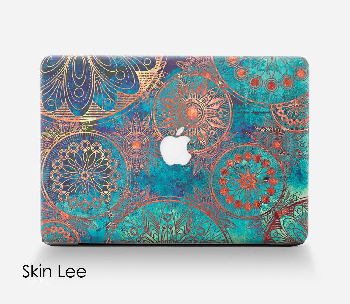 Bohemian macbook air sticker macbook air decal macbook air for Case design