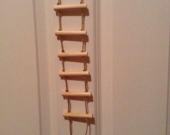Hanging Ladder