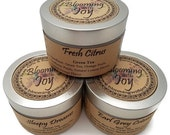 Any 3 Tea Tins | Blooming with Joy Tea Lover Gift Set