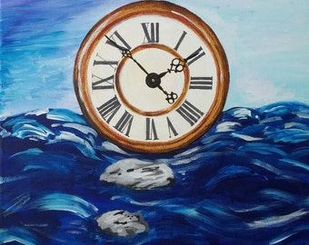 Time at Sea - original painting