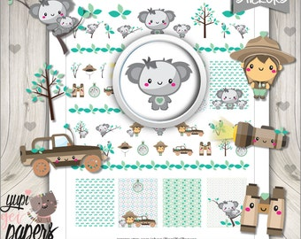 "Shop ""koala"" in Craft Supplies & Tools"
