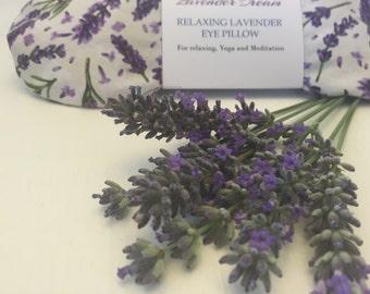 Relaxing Lavender Eye Pillow