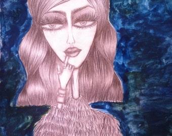 Le femme autruche 10