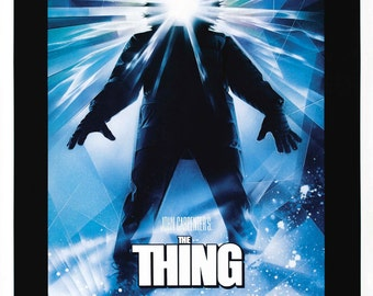 The Thing A1 Poster