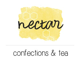 Honey Yellow Premade Logo Design