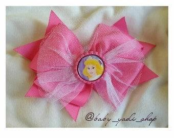 Disney Sleeping Beauty Bow