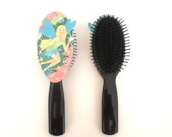 Kids Hairbrush Princess / Fairy  Girl Hairbrush