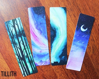 BOOKMARK SET #1