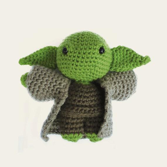 Yoda - Star Wars. Amigurumi Pattern PDF.