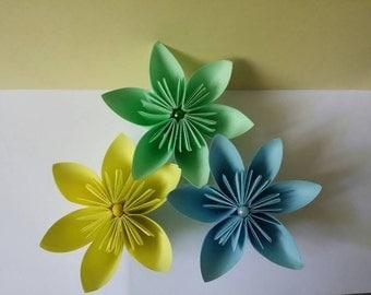 Paper flower 10 PCs