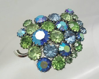 Blue And Green Pin