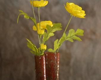 Double Flower Vase