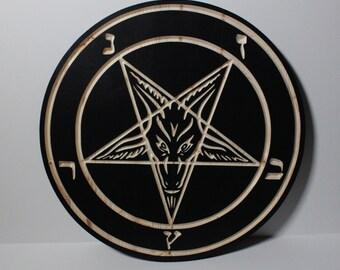 anton lavey church of satan evil horror by