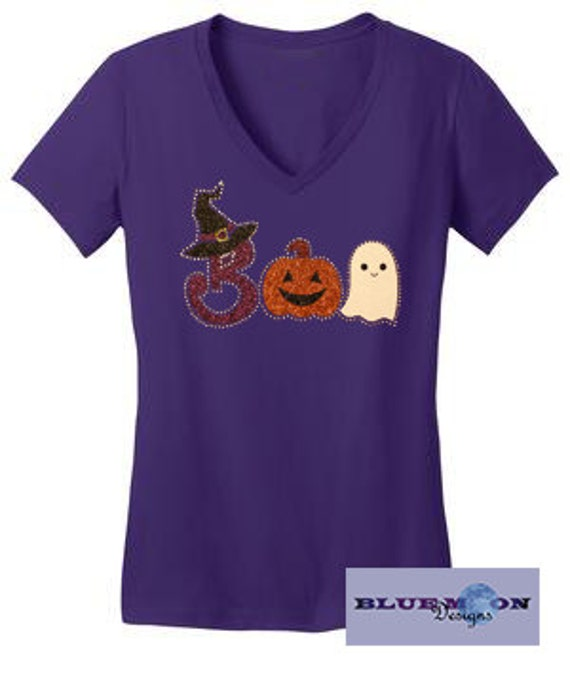 Witch Boo Halloween T-Shirt