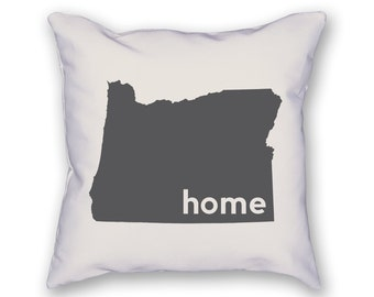 Oregon Home Pillow
