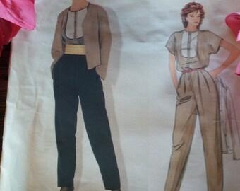 Vogue Geoffrey Beene 1119 American Designer Pattern Uncut 1970s Sewing