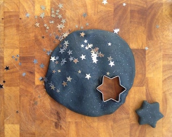 Galaxy Playdough 400g