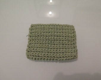 Crochet Coin Purse/Handmade Coin Holder