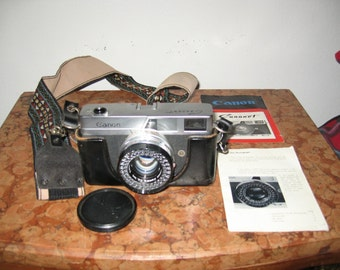 Canon Coronet SLR Camera 35mm! #BS